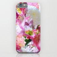 Lush Lilies iPhone 6 Slim Case