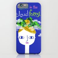 Head in the Cloud Forest iPhone 6 Slim Case