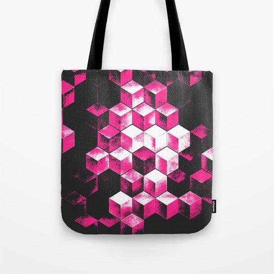 cubx Tote Bag
