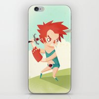 Lion-O iPhone & iPod Skin