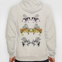 Pigs on the wing Hoody