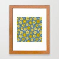 Pattern Project #47 / Sk… Framed Art Print