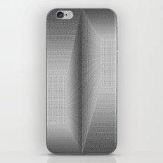 The Binary Rooms iPhone & iPod Skin