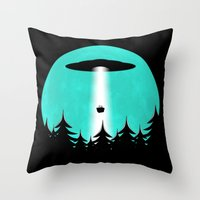 Picnic Throw Pillow