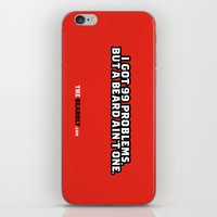 I GOT 99 PROBLEMS, BUT A… iPhone & iPod Skin