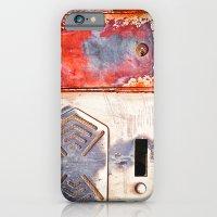 Rotten Intercom iPhone 6 Slim Case