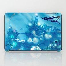 Deep Below iPad Case