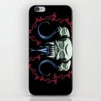 Blind Skulls N' Snakes  iPhone & iPod Skin