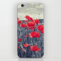 field of love iPhone & iPod Skin
