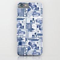 Mittela Pattern iPhone 6 Slim Case