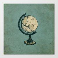 Travel On Canvas Print