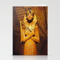 King Tutankhamun Stationery Cards