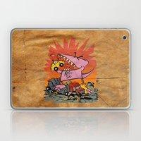 Dennis Dinosaurs's Delig… Laptop & iPad Skin