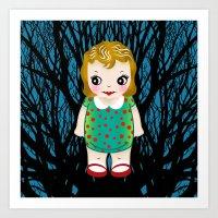Kewpie 02 Art Print
