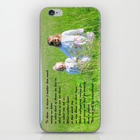 What Matters Most... iPhone & iPod Skin
