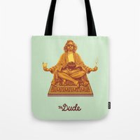 The Lebowski Series: The… Tote Bag