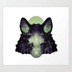 Can You Hear the Forest Whisper? Art Print