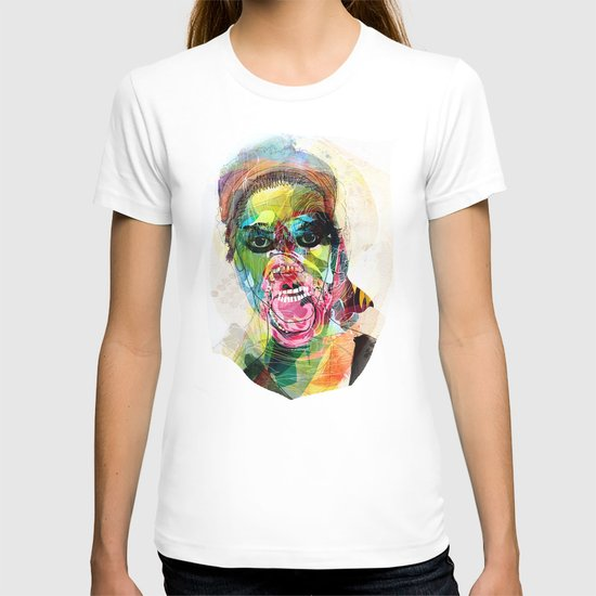 The human beast T-shirt