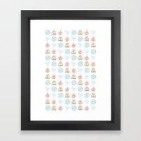The Avatar Cycle Framed Art Print
