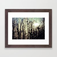 What a Day Framed Art Print