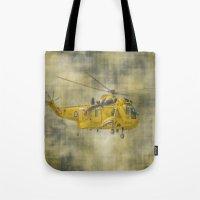RAF Rescue Tote Bag