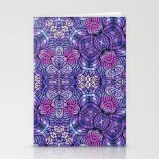 Kaleidoscopically  Stationery Cards