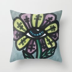 Seeing the Beauty in You Throw Pillow