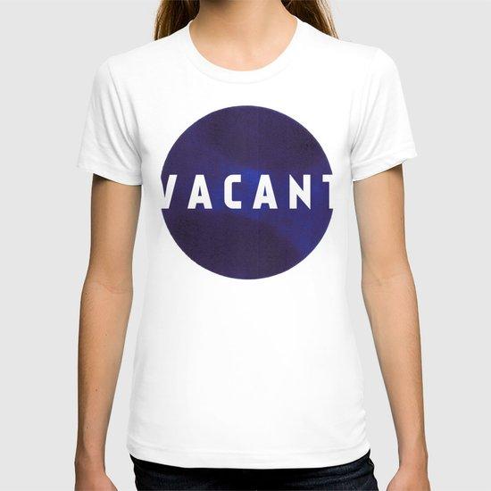 Vacant by Galaxy Eyes & Garima Dhawan T-shirt