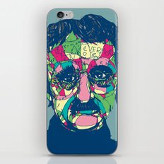 Edgar Allan Poe 1809 - 1849 iPhone & iPod Skin