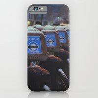 London Snow iPhone 6 Slim Case