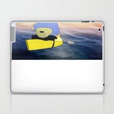 Kayak Man Laptop & iPad Skin