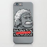 Imagination Is More Impo… iPhone 6 Slim Case