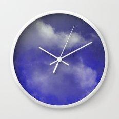 Grace Purple version Wall Clock