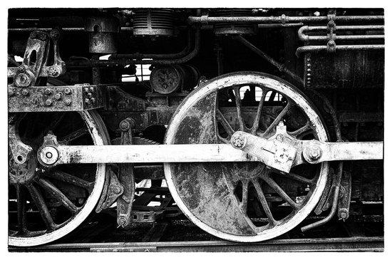 Little Engine that Did Art Print
