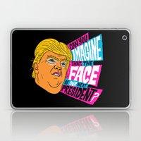 Trump Face Laptop & iPad Skin