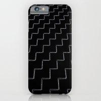 ZigZags Dark iPhone 6 Slim Case