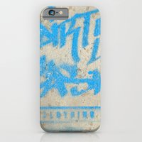 DIRTY CASH - TAGGING STREETART MIAMI by Jay Hops iPhone 6 Slim Case