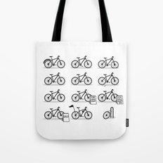 Life Cycle Tote Bag