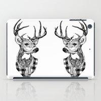 Mr Deer iPad Case