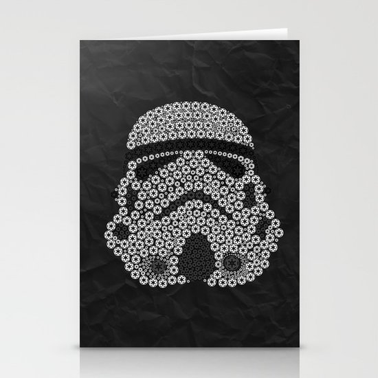 Order 66 Stationery Card