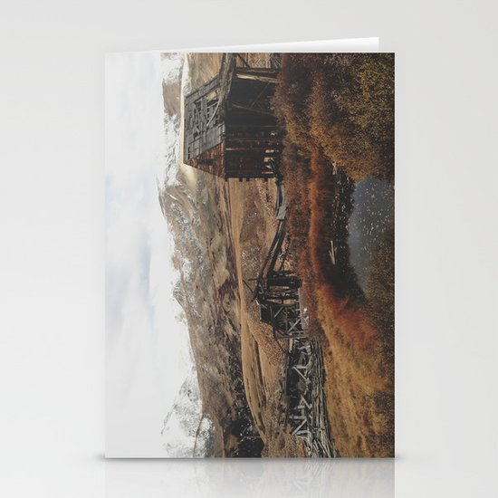 Mountain Mill Stationery Card