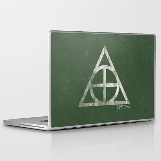 Knights Logo Laptop & iPad Skin