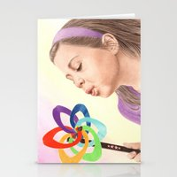 Child's Toy Stationery Cards