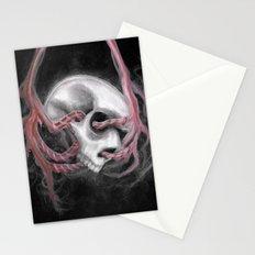 Skull Impression I Stationery Cards
