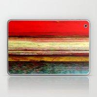 Sunset in Bali Laptop & iPad Skin