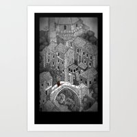 Mostar 2/2 Art Print