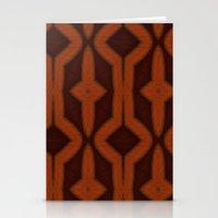 southwest pattern Stationery Cards