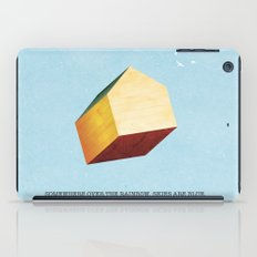 Somewhere Over the Rainbow iPad Case