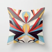 I Am Looking Throw Pillow