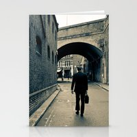 London hidden places  Stationery Cards